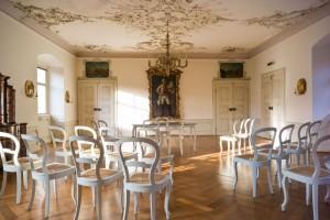 Weißer Saal Mitwitz