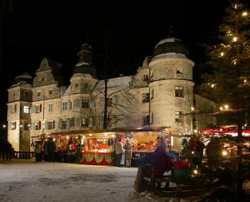 Markt am Wasserschloss